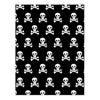 Emo Skulls - Emo Alternative Grunge Rock Punk Post Cards