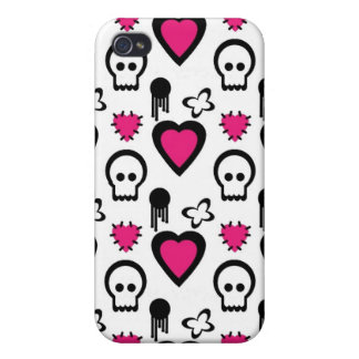 Emo Style Covers For iPhone 4