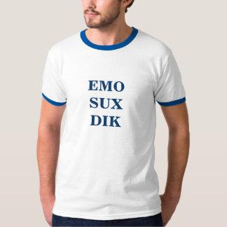 Emo Sux Dik Playera