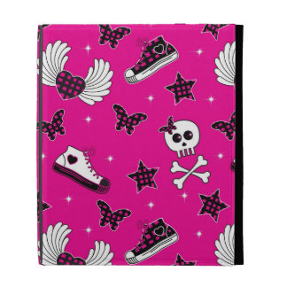 Emo Symbols iPad Case