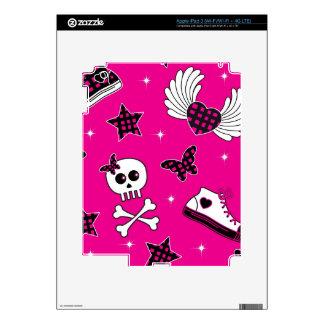 Emo Symbols iPad 3 Decals