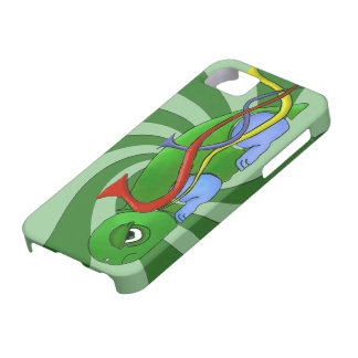 Emo Tortoise iPhone 5 Barely There Case