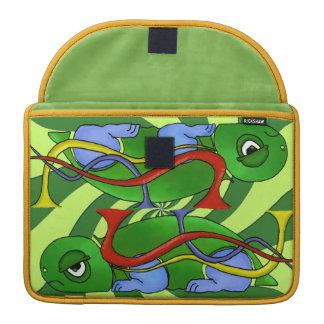 Emo Tortoise Macbook Pro 13 inch Rickshaw Sleeve Sleeves For MacBooks