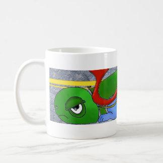 Emo Tortoise Mug