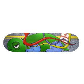 Emo Tortoise Skateboard