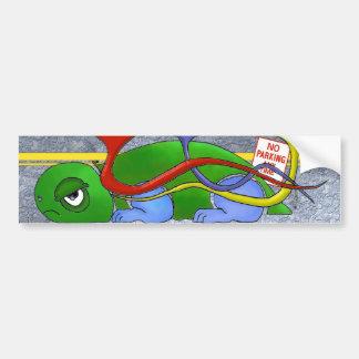 Emo Tortoise Sticker