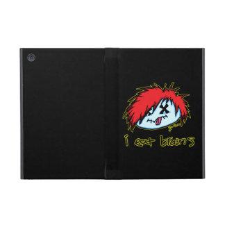 Emo Zombie (on dark backround) Cases For iPad Mini