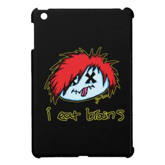 Emo Zombie (on dark backround) iPad Mini Cases