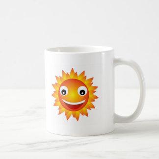 emoción del sol taza