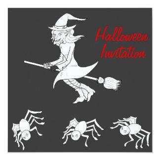 Emociones Bewitching - tarjetas de la invitación