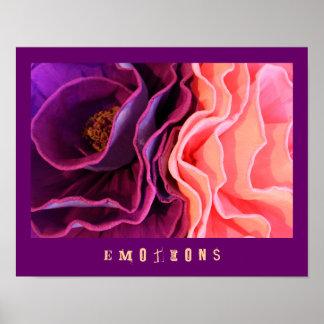 Emociones Poster
