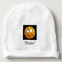 Emoji Baller Baby Beanie !