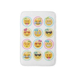 Emoji Bath Mat