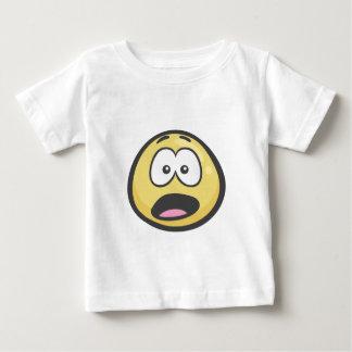 Emoji: Cara angustiada T Shirts
