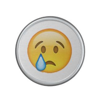 Emoji - Crying Speaker