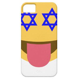 emoji de Jánuca del chanukkah Funda Para iPhone SE/5/5s