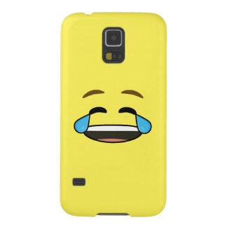 Emoji de risa funda galaxy s5