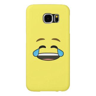 Emoji de risa funda samsung galaxy s6