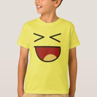 emoji de risa playera