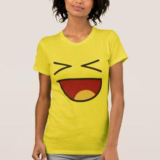 emoji de risa playeras