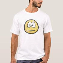 Emoji: Expressionless Face T-Shirt