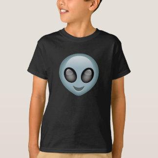 Emoji extranjero extraterrestre playera