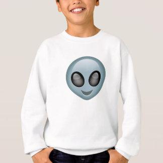 Emoji extranjero extraterrestre sudadera