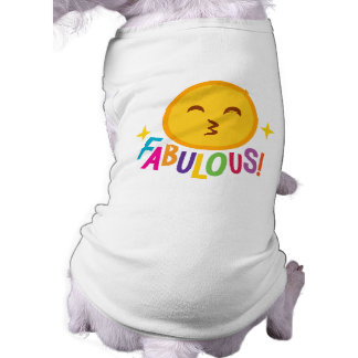 Emoji Fabulous Tee