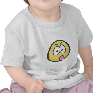 Emoji: Face With Stuck-out Tongue Tee Shirt