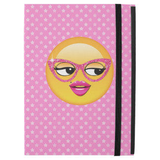 Emoji Flirty Girl ID227 iPad Pro Case