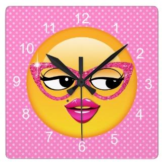 Emoji Flirty Girl ID227