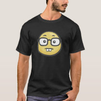 Emoji: Geek Face T-Shirt