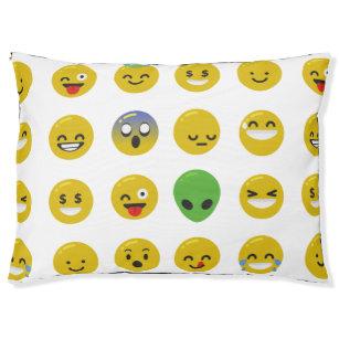 Emojis Dog Beds Zazzle