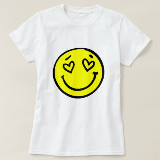 Emoji Happy icon T-Shirt
