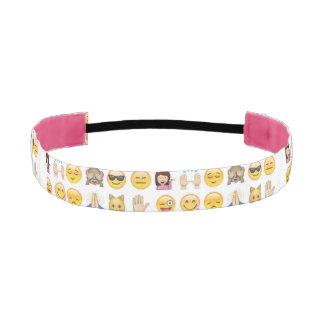 emoji headband athletic headbands
