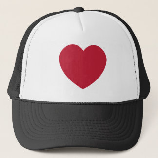 Emoji Heart Coils Trucker Hat