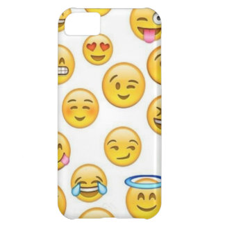 Emoji iPhone 5c case
