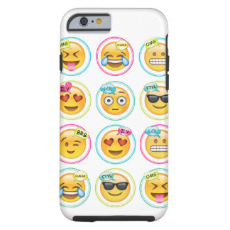 Emoji iPhone 6/6s, Tough Case