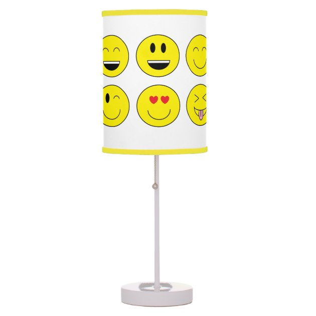 Emoji Lamp | Zazzle.com