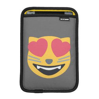 Emoji Love Cat iPad Mini Sleeve