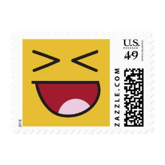 emoji observado cruzado lol timbres postales