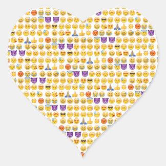 emoji overload heart sticker