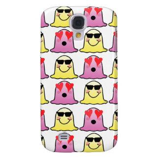 'Emoji Pattern #2' Galaxy S4 Covers