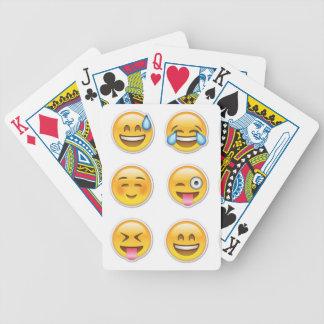 Emoji Playing Cards Bicycle Playing Cards