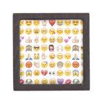 emoji premium trinket box