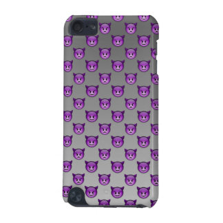Emoji Purple Devils iPod Touch (5th Generation) Case
