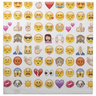 emoji servilletas