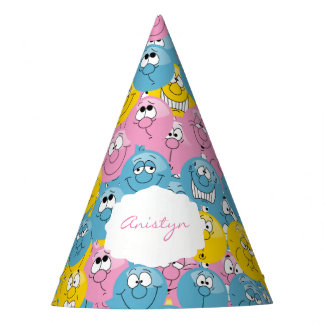 Emoji Silly Faces Party Hat