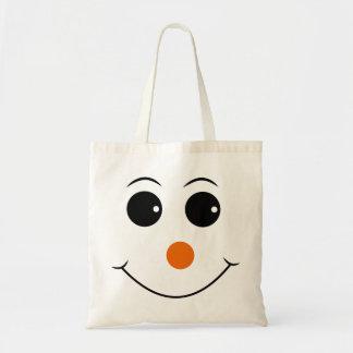 Emoji Smiley Face Tote Bag