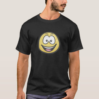 Emoji: Smiling Face With Open Mouth T-Shirt